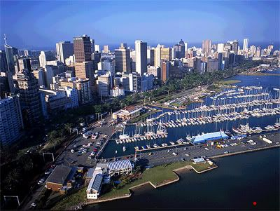 Durban, South Africa.... BEAUTIFUL!