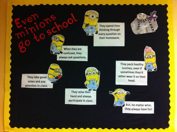 """""""Even Minions Go to School"""" – Minions would be a super cute theme for teaching the scientific method during physical science. :)"""