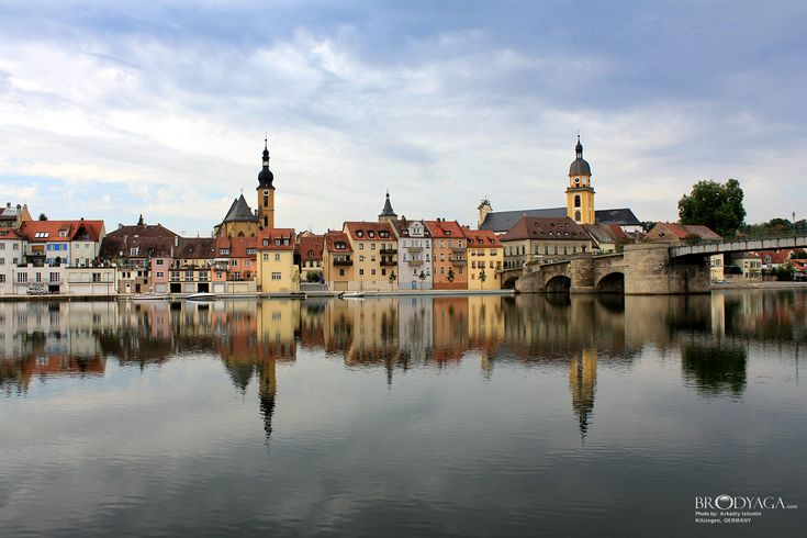 Beautiful Kitzingen German (hopefully I can see you once more)