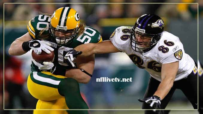Baltimore Ravens vs Green Bay Packers Live Stream Teams: Ravens vs Packers Time: 1:00 PM ET Week-11 Date: Sunday on 19 November 2017 Location: Lambeau Field, Green Bay TV: NAT Baltimore Ravens vs Green Bay Packers Live Stream  Watch NFL Live Streaming Online In the 2017 NFL season, the Baltimore...