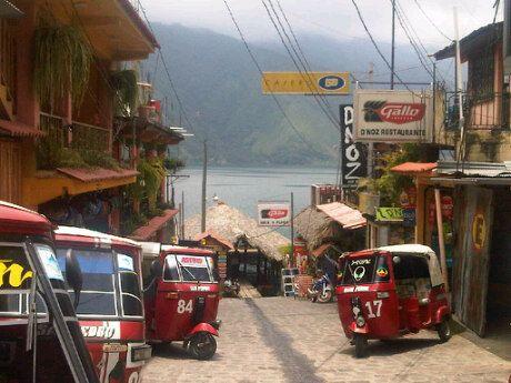 San Pedro La Laguna, Sololá.