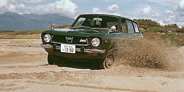 TBT TorqueNews shares a history lesson on the Forester.