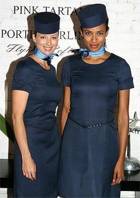 Porter Airlines  Cabin crew
