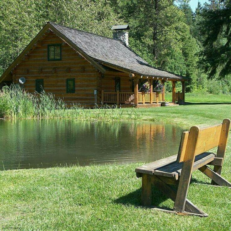 Want To Experience The Goodness Of Living In A Country Style House And Away  From The City, And If You Love Hands On, Log Cabin Kits Is The Solution.