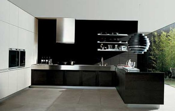 Kitchen Design Black exellent kitchen design black cabinets and white countertops in