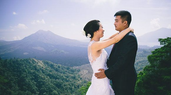 Lily & Yuan – Bali Engagement Photoshoot