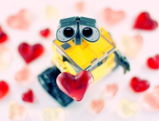 Wall E melts my heart!