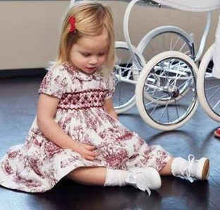 1279 best favorite kids things images on pinterest personalized toile dress with smocking bordeaux personalized baby gifts luxury clothes toys blankets negle Images
