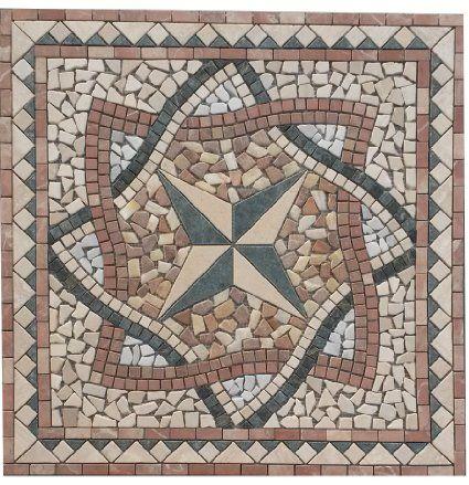 ber ideen zu marmor mosaik auf pinterest kacheln mosaikfliesen und wandmalereien. Black Bedroom Furniture Sets. Home Design Ideas
