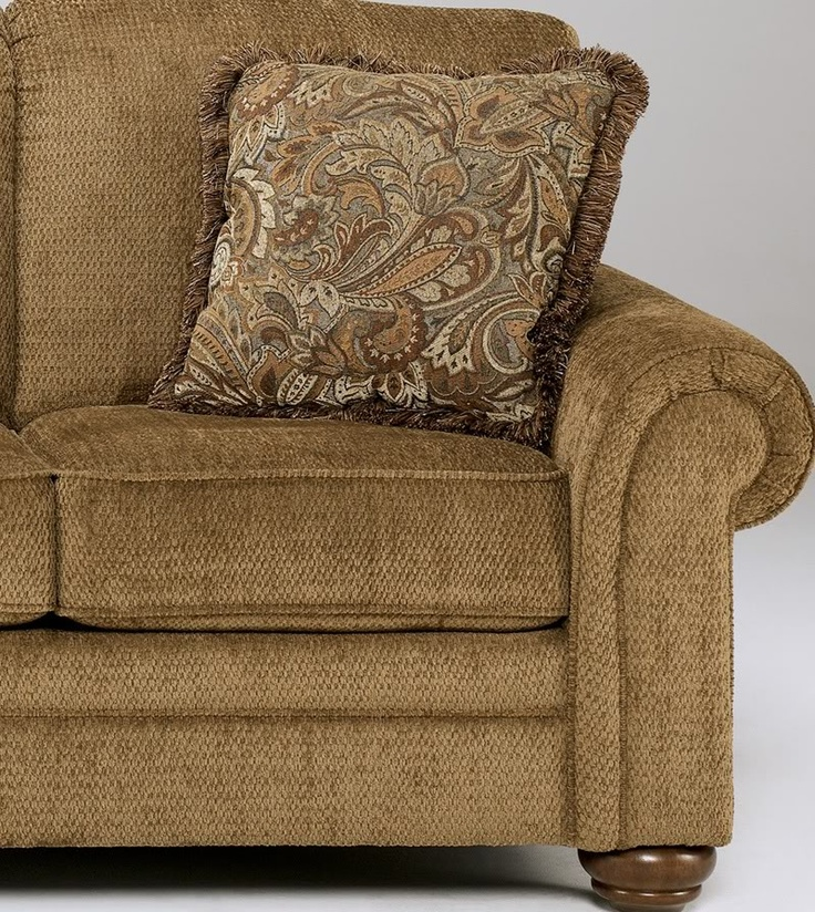 Tampa traditional cottage tan chenille couch set living for Family sofa sets