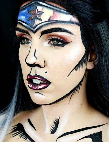 161 best maquillage makeup face painting grimage. Black Bedroom Furniture Sets. Home Design Ideas