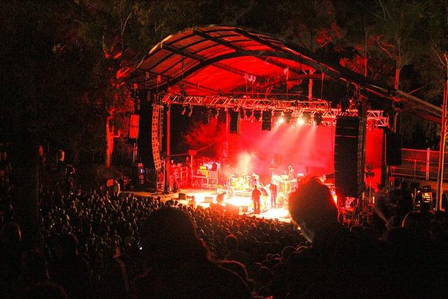 Belvoir Amphitheatre, Perth