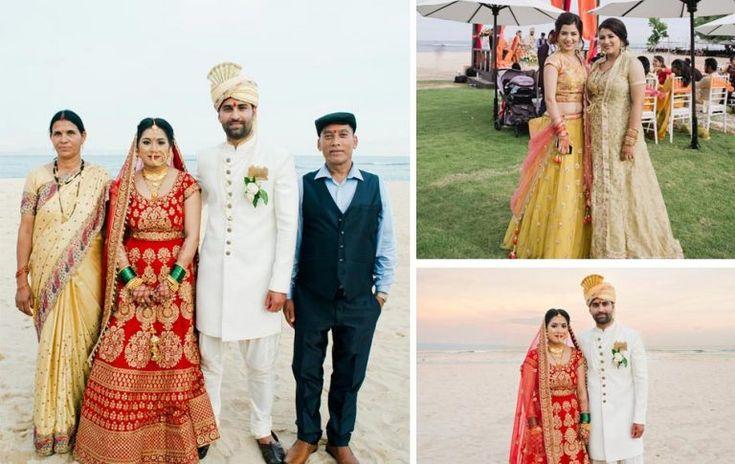 Punam And Mukesh Indian Wedding Bali Wedding Indian Wedding Ceremony Indian Wedding Wedding Assistant