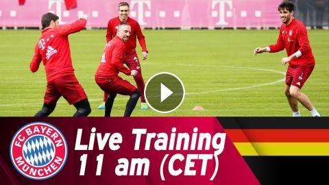LIVE | FC Bayern Training: Wir übertragen LIVE das Montag-Training der FC Bayern Profis an der Säbener Straße nach dem wichtigen Heimsieg…