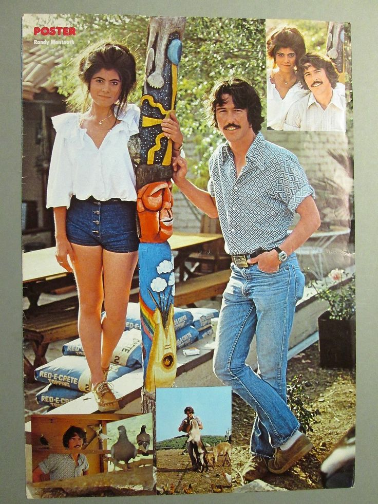 randolph mantooth and rose parra relationship