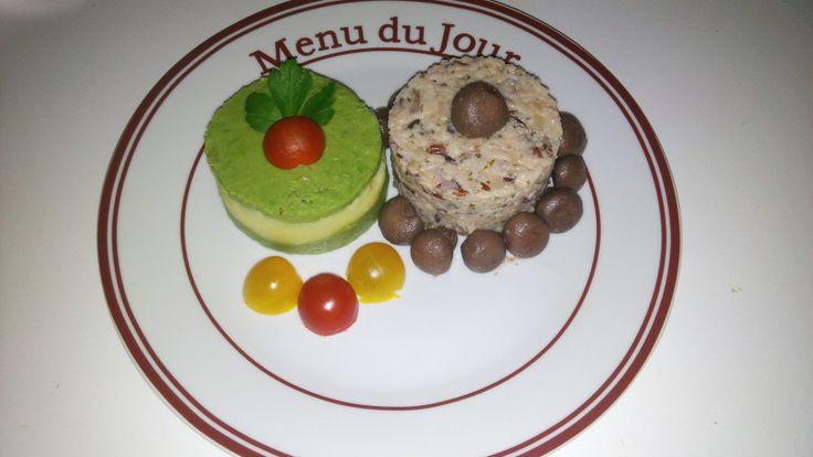 Dieta Rina-Ziua 32-Amidon – Andreea's Blog – Astazi a fost cald si frumos afara asa ca am stat mai mult pe afara cu copiii in plimbari Am facut miscare dar mi-am facut timp si pentru meniul meu In concluzie a fost o zi usoara si fara abateri Mic Dejun : 2 kiwi Pranz : Piure de mazare + avocado ,Piure de cartofi si rosii cherry , risotto cu orez colorat... #amidon #dietarina #meniurinaamidon