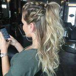 Peinados para cabello medio a largo fáciles de hacer - Curso de Organizacion del hogar