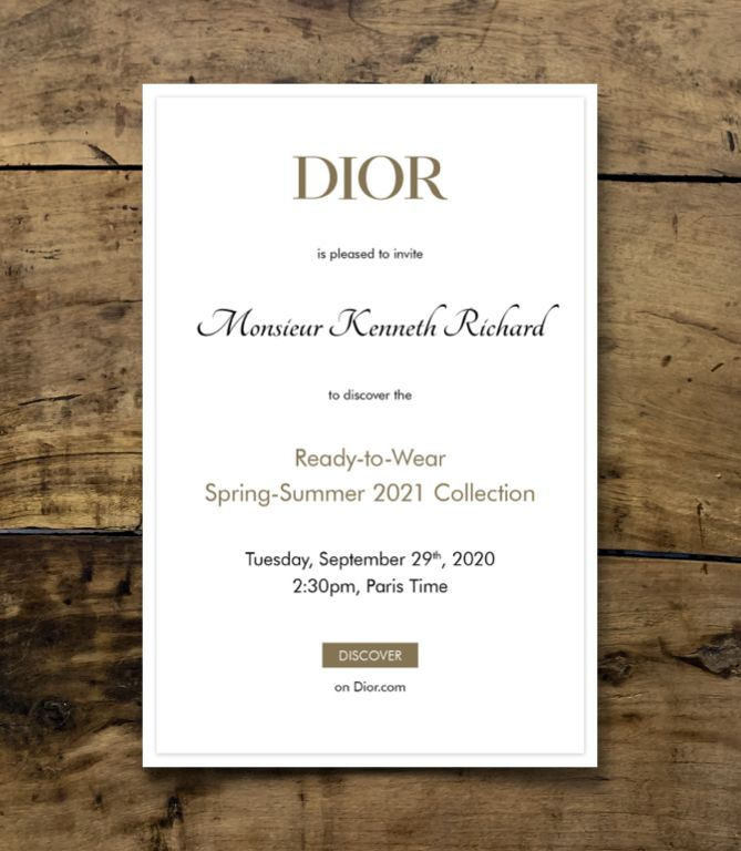 The Best Women S Spring 2021 Fashion Show Invitations The Impression In 2021 Fashion Show Invitation Fashion Invitation 2021 Fashion Show