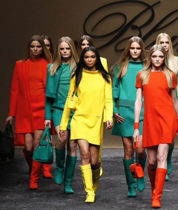 1960's INSPIRED FASHION TODAY | Fall-Winter-2011-2012 ...