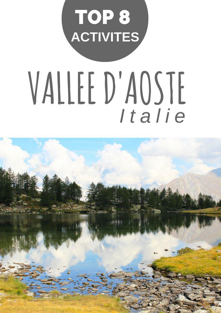Que faire dans la Vallée d'Aoste en Italie ?
