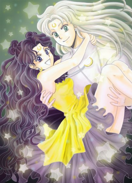 Sailor Moon (Luna and Artemis)                                                                                                                                                     More