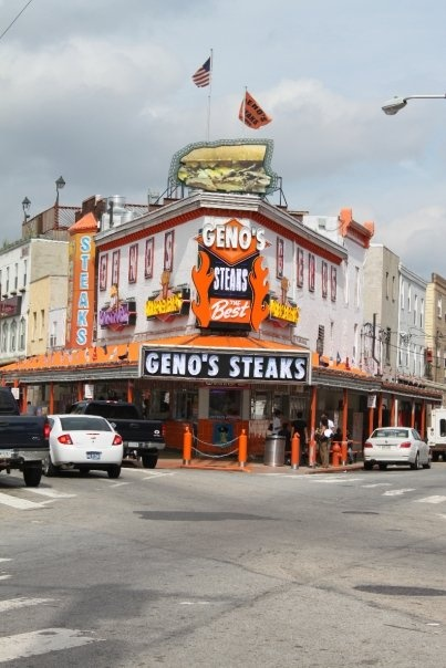 Geno's Steak - Philly, PA