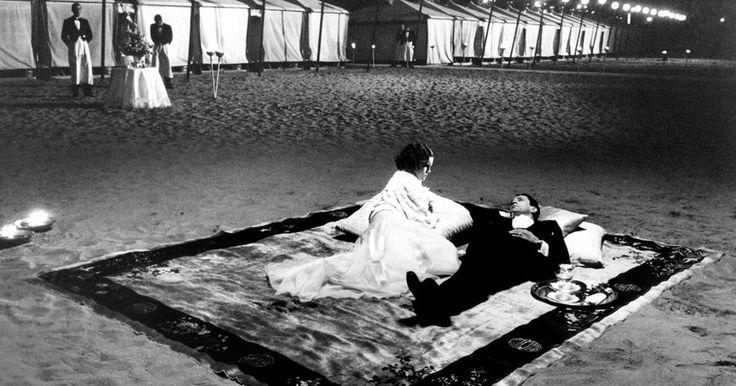 Hotel Excelsior, Lido di Venezia 1932