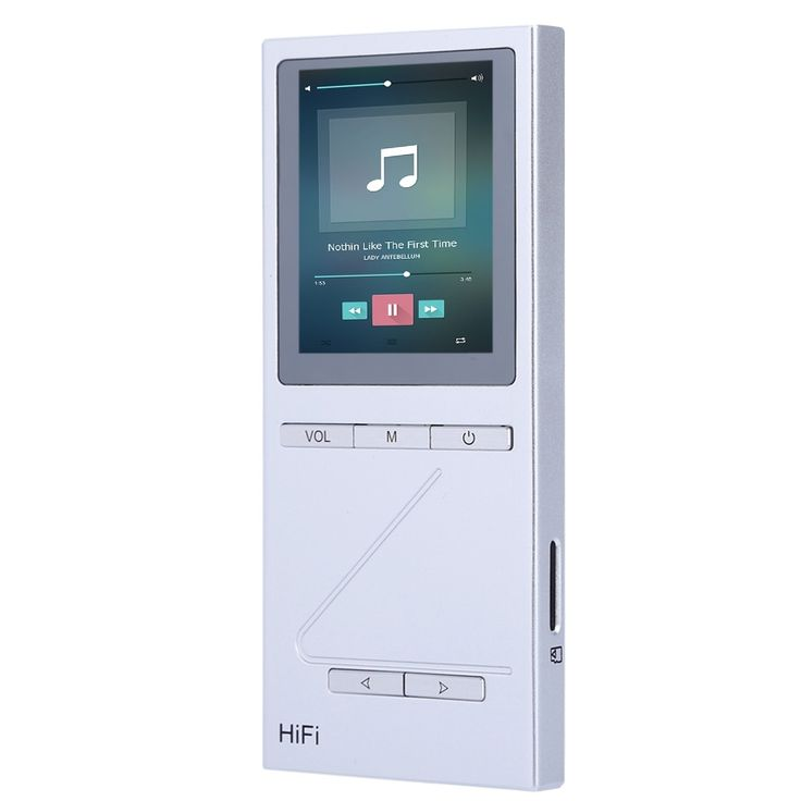 59.19$  Watch now - http://aliidb.worldwells.pw/go.php?t=32770594689 - X5 Pocket HiFi Lossless Audio MP3 Player High Fidelity Sound 8G Storage Digital Display with Earphones 59.19$