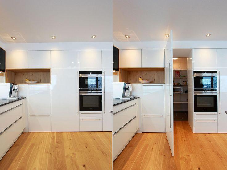 87 best Haus images on Pinterest Bungalows, Floor plans and - moderne modulare kuche komfort
