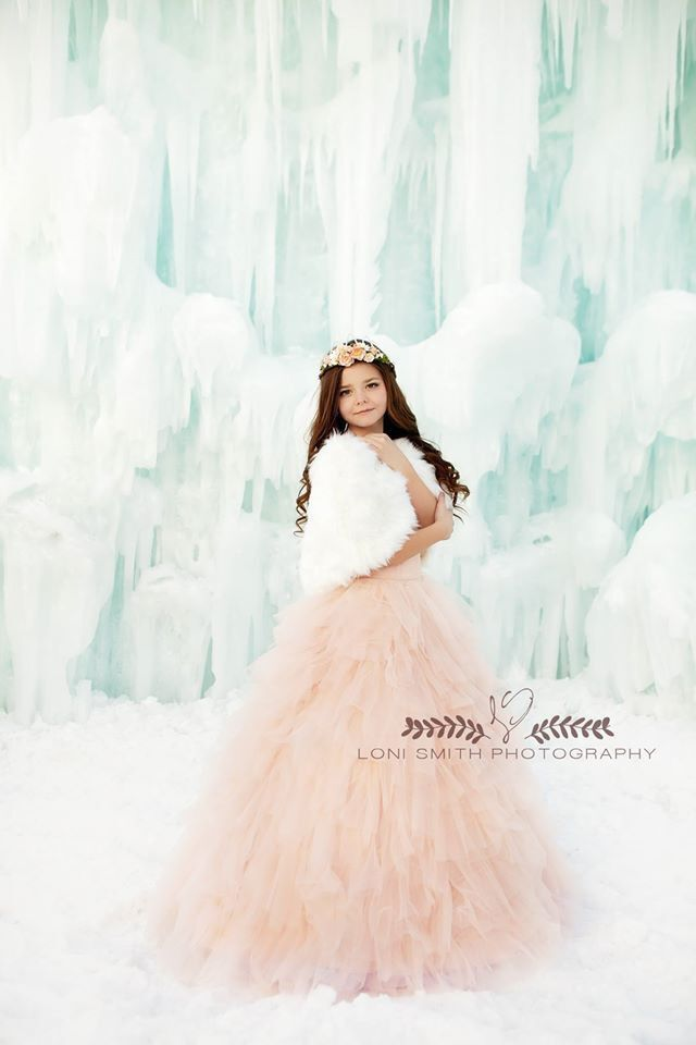 Arielle Couture Girls Tutu - Ready to ship – Sew Trendy Accessories