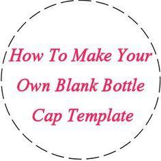 printable bottlecap images - Google Search
