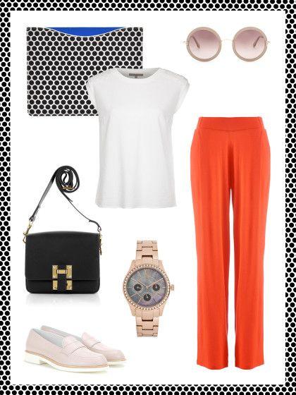 Business-Look mit Blumenrock – dein Büro-Outfit für morgen! | STYLIGHT