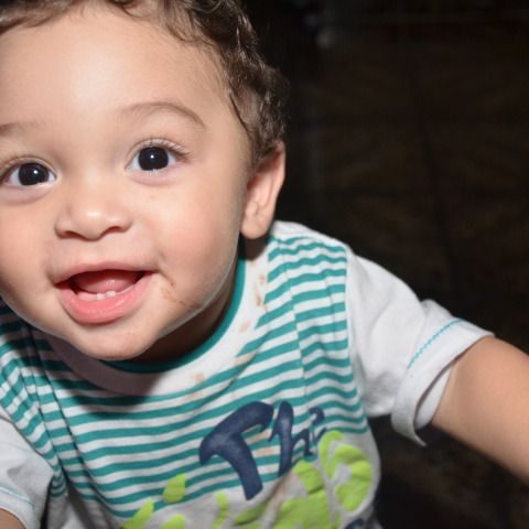 Capture Baby's First Year in 13 Funny & Sweet Hashtags