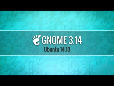 How to Upgrade GNOME 3.12 to GNOME 3.14 in Ubuntu GNOME 14.10 - Ubuntu Portal  I must have this Desktop Environment