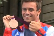 Did you know Tom Daley was the most popular Team GB athlete on twitter during London 2012  http://visionsport.co.uk/production.html