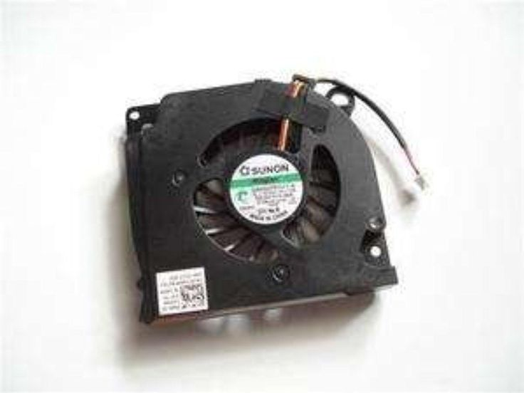 Dell Latitude D630 Laptop Cooling Fan- YT994 - Brought to you by Avarsha.com