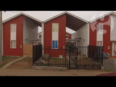 I built my own social housing: the rise of Chile's 'half-houses' | How We Live Now - YouTube