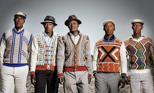 Gorgeous African Men's fashion