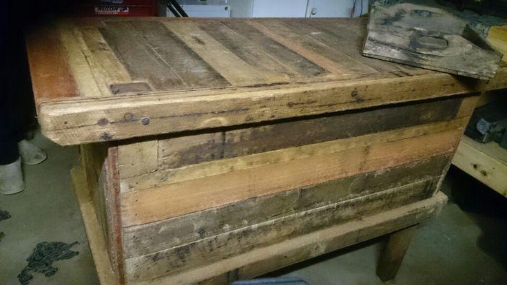 Old furniture to make