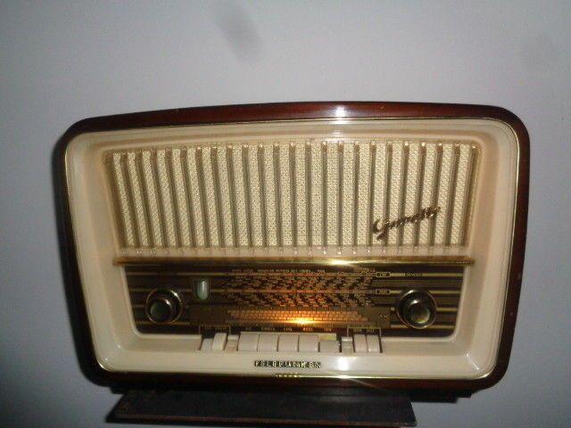 radio altes röhrenradio telefunken gavotte 9 50er jahre vintage | eBay