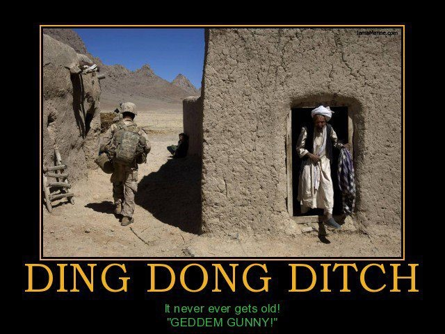 Ding dong ditch