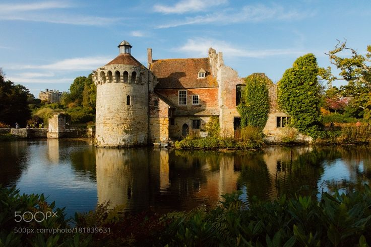 Popular on 500px : Scotney Castle by stanleydellimore