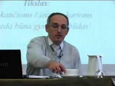 Вопросы верности и уважения в семье. Торсунов  11.12.2010 Вильнюс