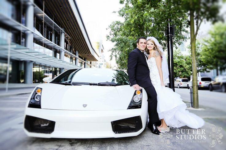 Celia & Tyler - Lambo