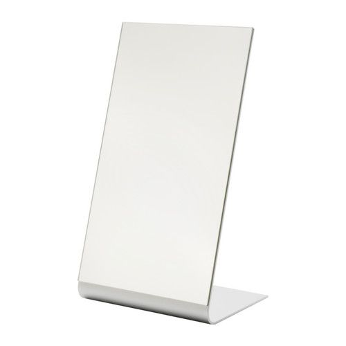 Used by MUA's world wide TYSNES Table mirror from IKEA is my favourite mirror for applying makeup, especially cat eyes!