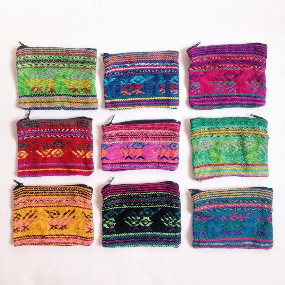 Mexican purse Coin purse Mexican wallet Mexican bag by MexiBrandCo
