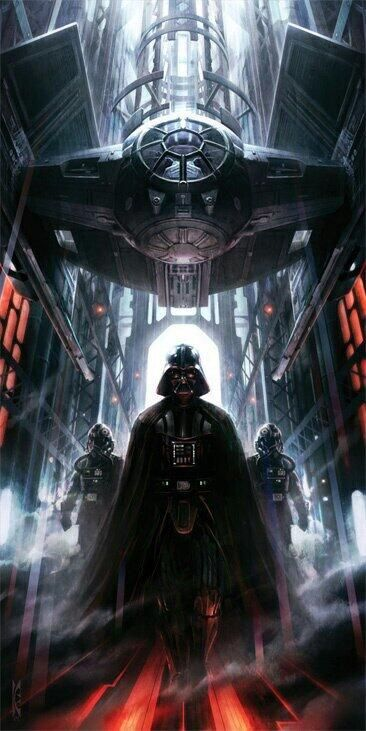 Stunning Star Wars art