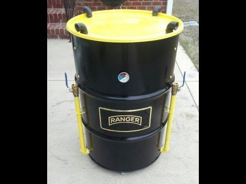 How to build your own Ugly Drum Smoker from Start to finish. Step by step Instructions - Page 2 of 2 - Practical Survivalist