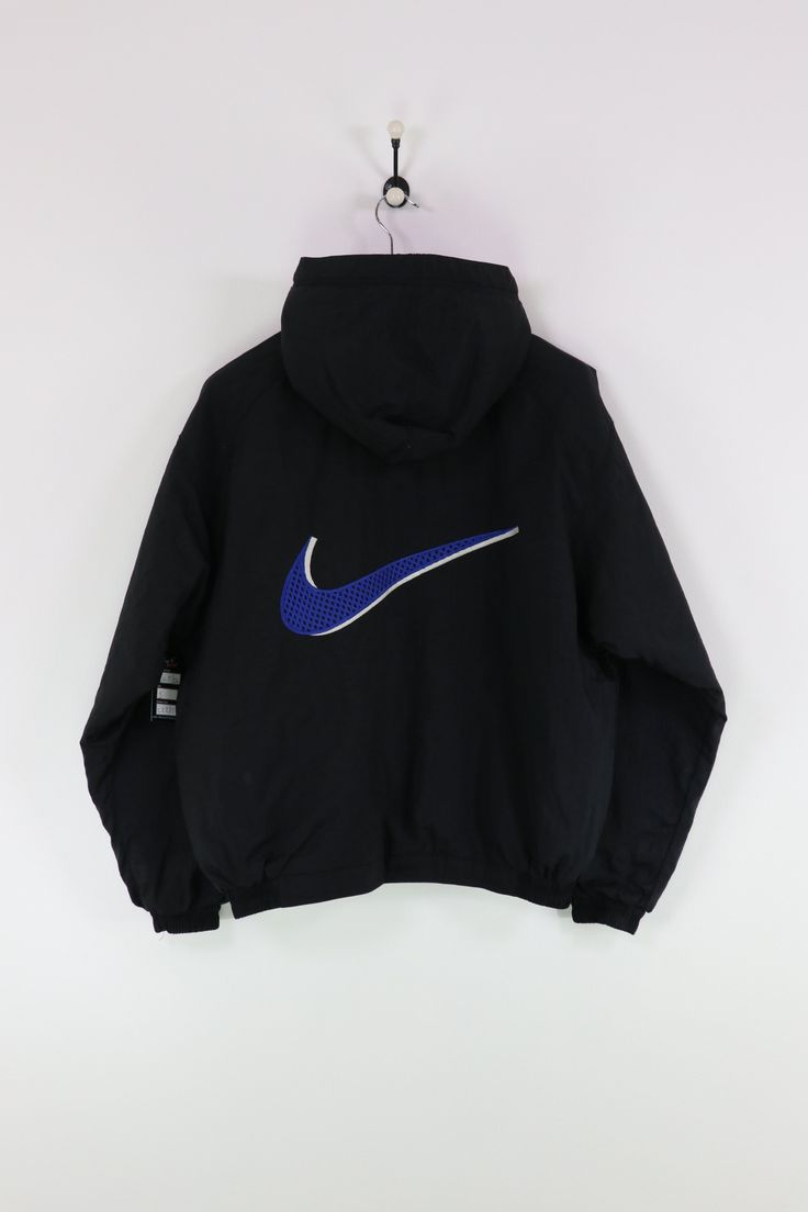 Nike Coat Black Small