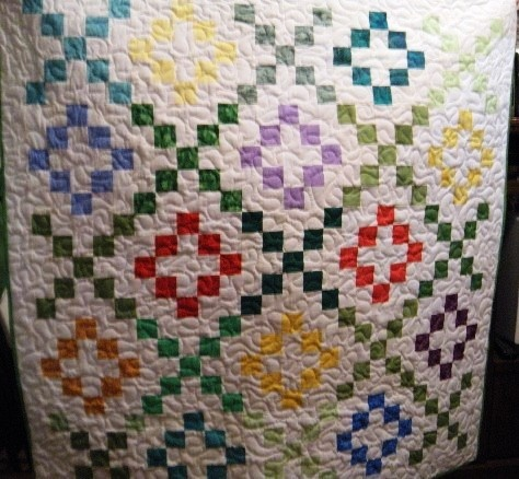 1000 Images About Hugs And Kisses Quilts On Pinterest